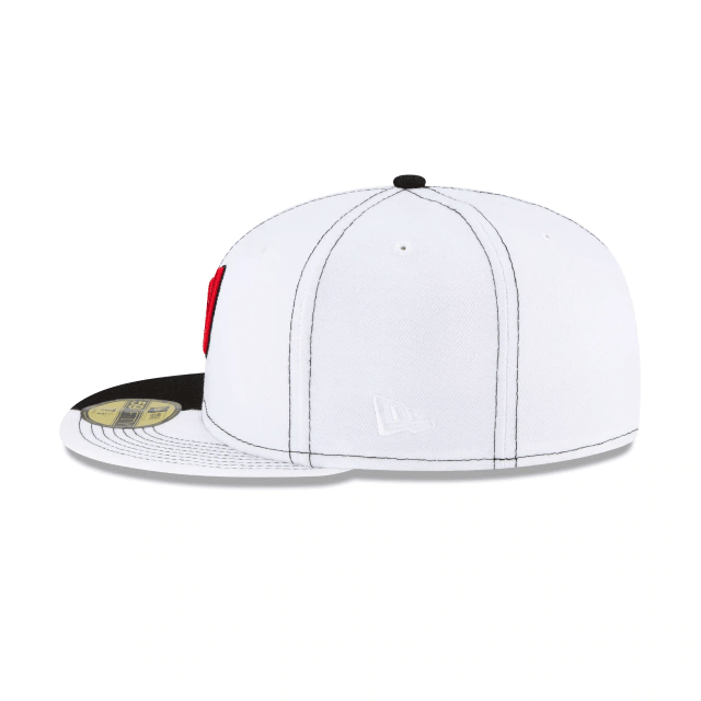 Washington Nationals Scarface Theme Fitted hat