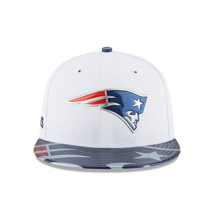New Era New England Patriots Draft 59Fifty Fitted Hat
