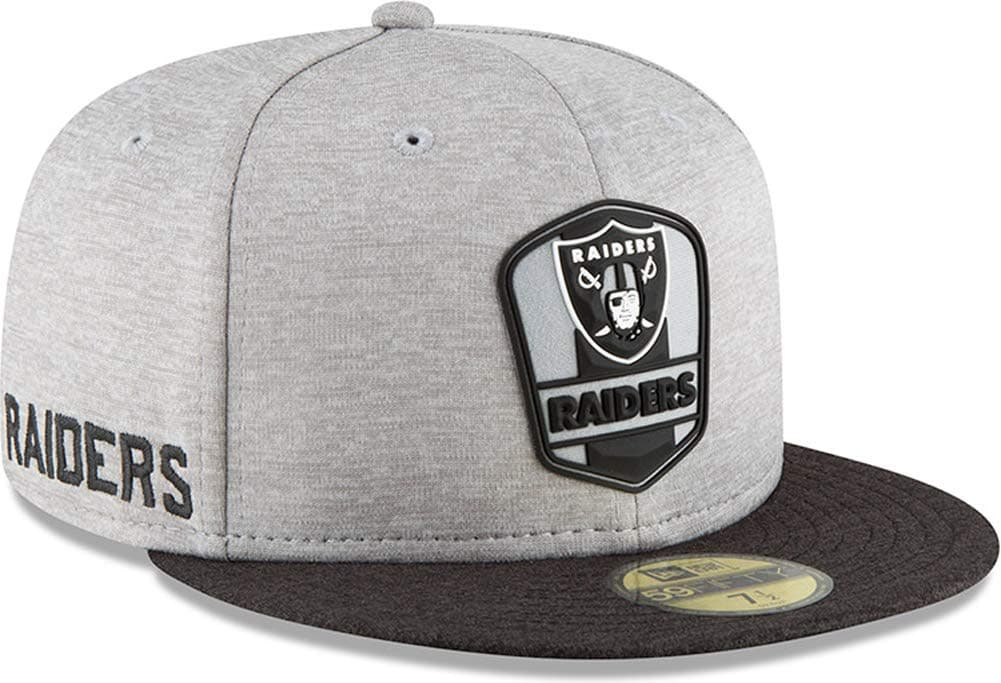 New Era Oakland Raiders 59fifty Fitted Hat