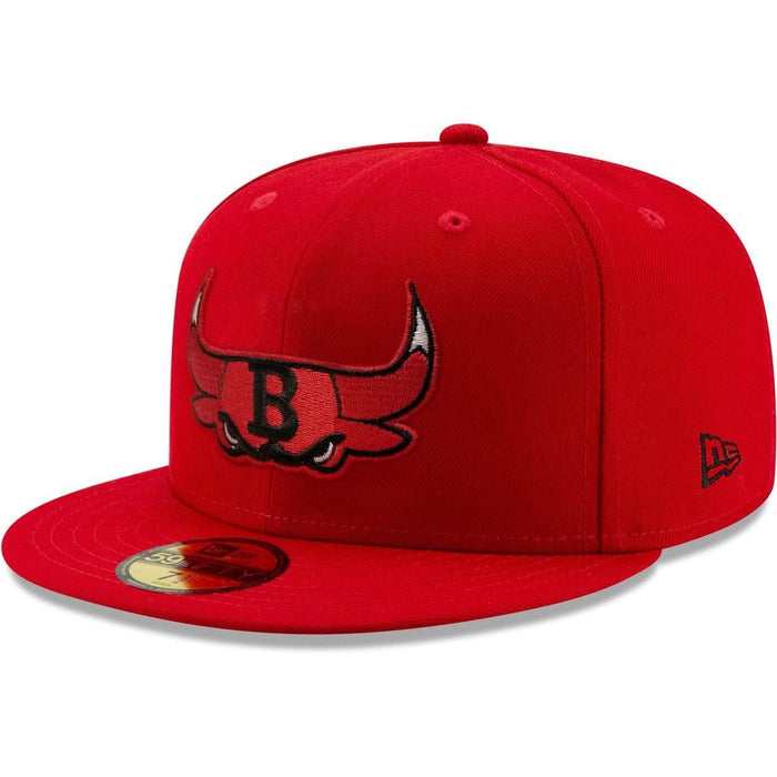 New Era NBA Chicago Bulls 59FIFTY Combo Fitted Hat