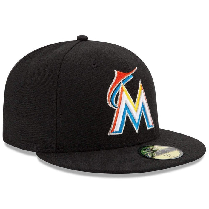New Era Miami Marlins 2017 On Field 59Fifty Fitted Hat