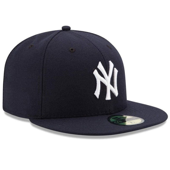 New Era Mens New York Yankees Fitted Hat