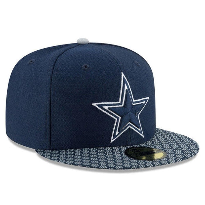 New Era Dallas Cowboys Fitted  Hat