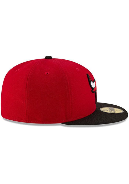 Chicago Bulls 2 Tone Fitted Hat