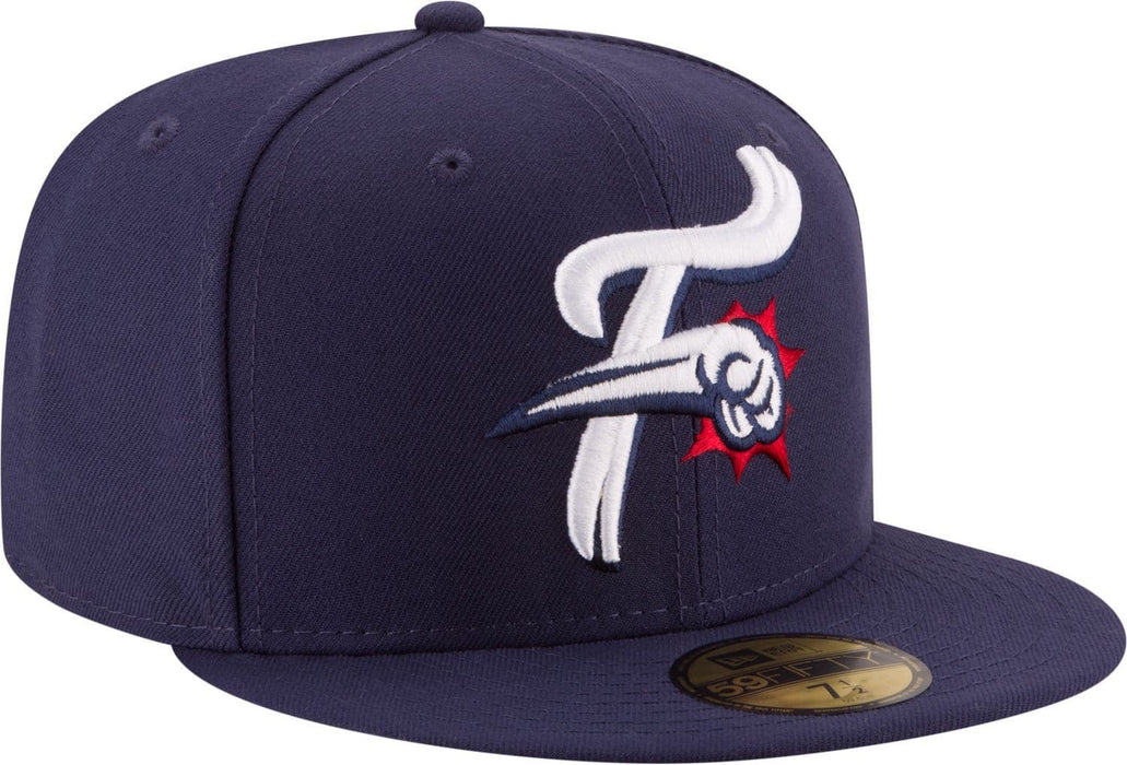 New Era Men's Reading Fightin Phils 59Fifty Fitted Hat