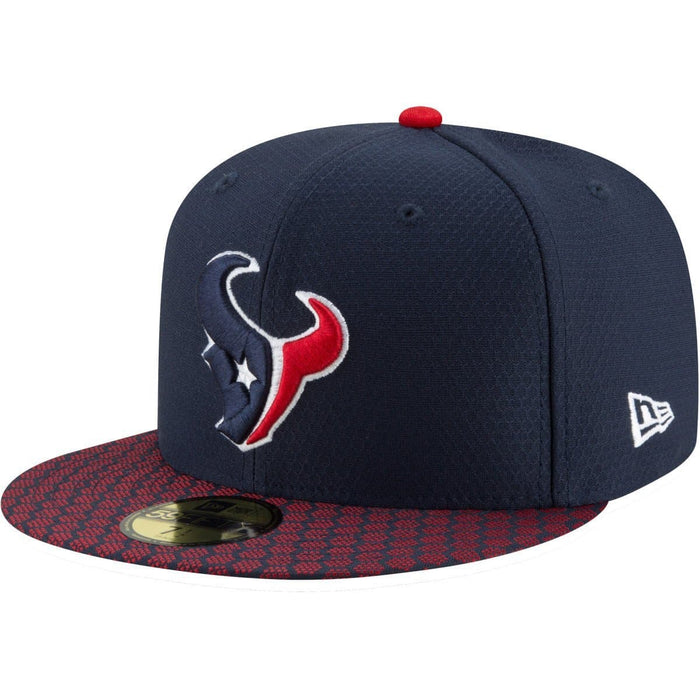 New Era Houston Texans 59Fifty Fitted Hat