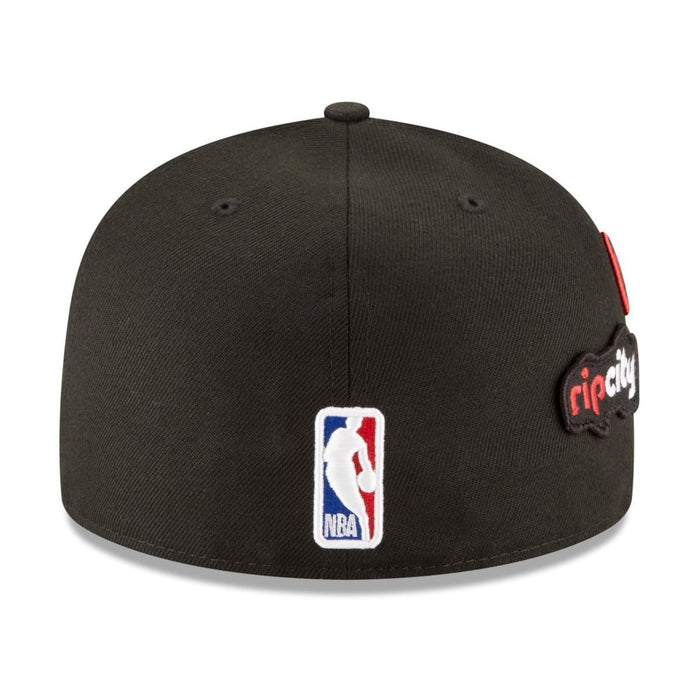 New Era Portland Trail Blazers 59Fifty Fitted Hat