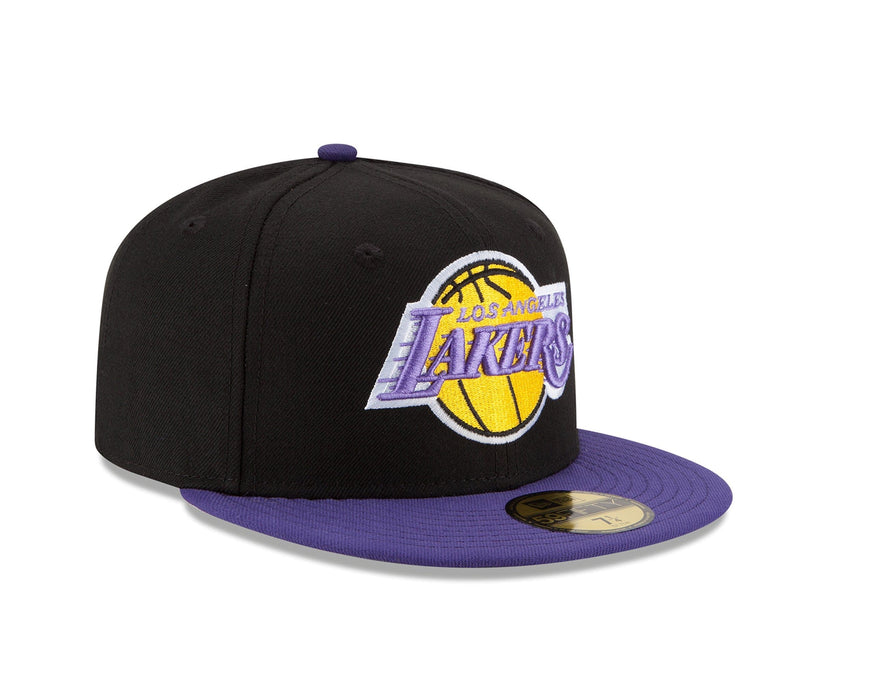 New Era Los Angeles Lakers  Classics 59FIFTY Fitted Hat