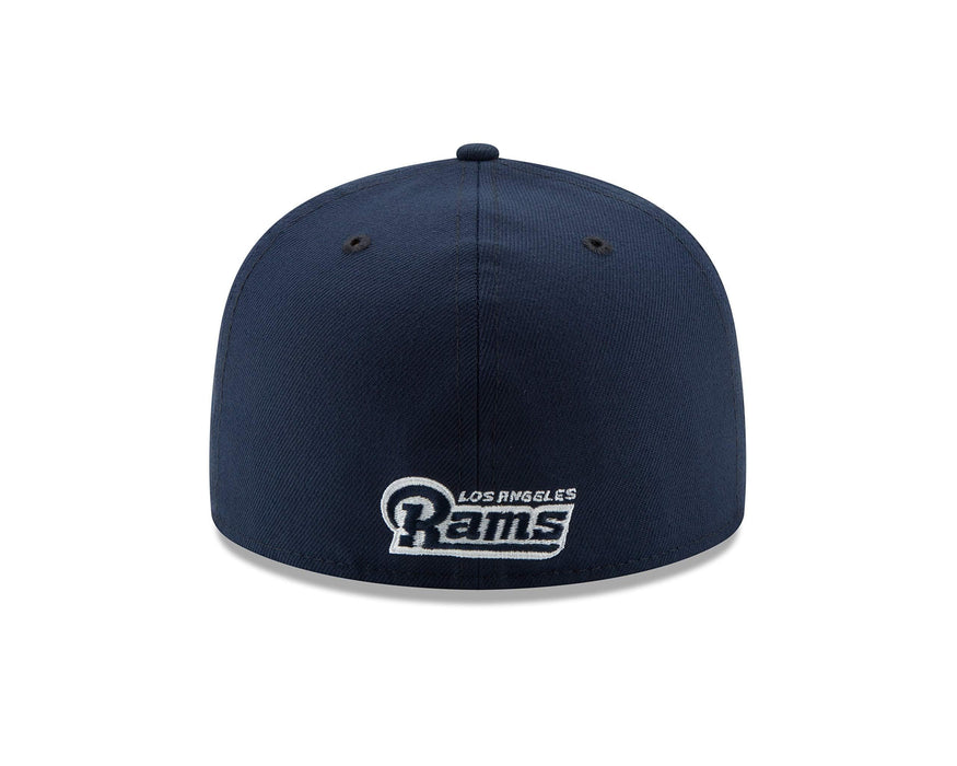 New Era Los Angeles Rams Super Bowl LIII  59FIFTY Fitted Hat