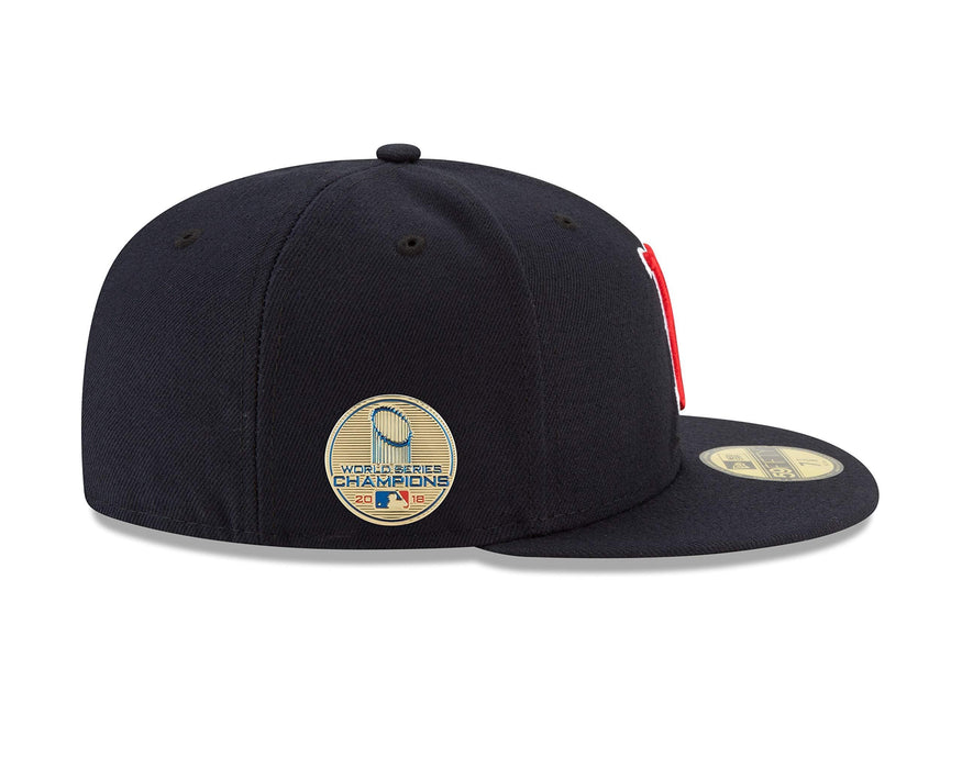 New Era Boston Red Sox 2018 World Series 59FIFTY Fitted Hat