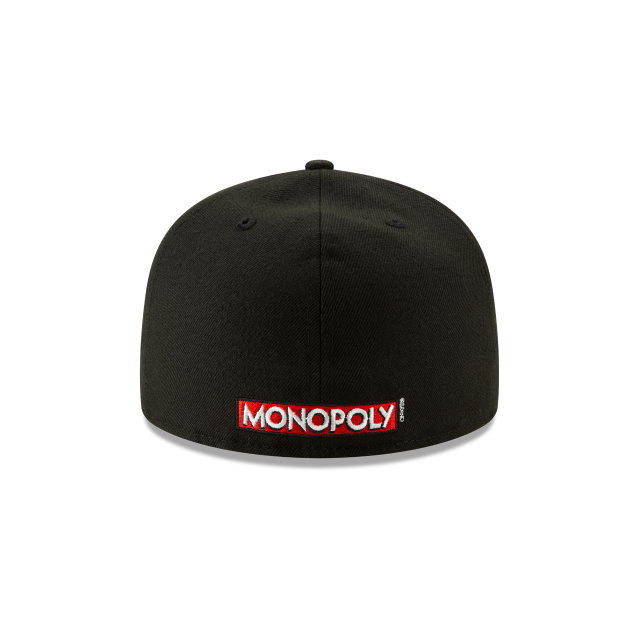 Monopoly Top Hat 59Fifty Fitted Hat