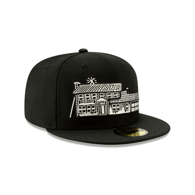 New Era Christmas Vacation Grisworld House 59Fifty Fitted Hat
