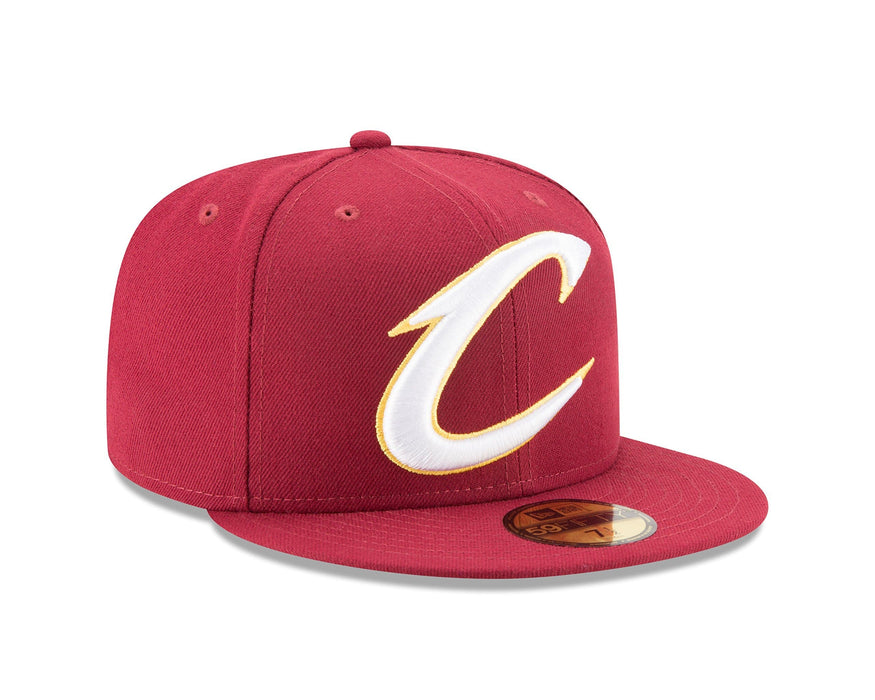 New Era Cleveland Cavaliers 59Fifty Fitted Hat
