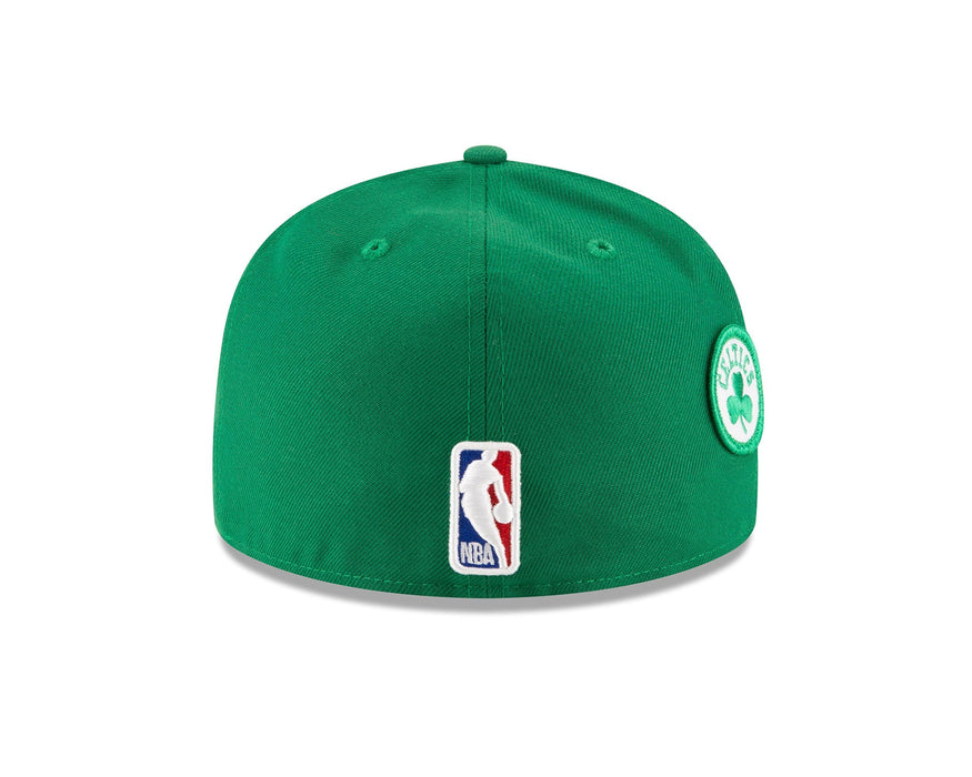 New Era Green Boston Celtics 59Fifty Fitted Hat