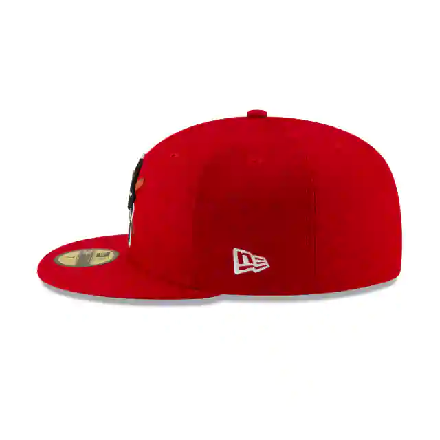 New Era Boston red Sox Mookie Betts London 59Fifty Fitted Hat