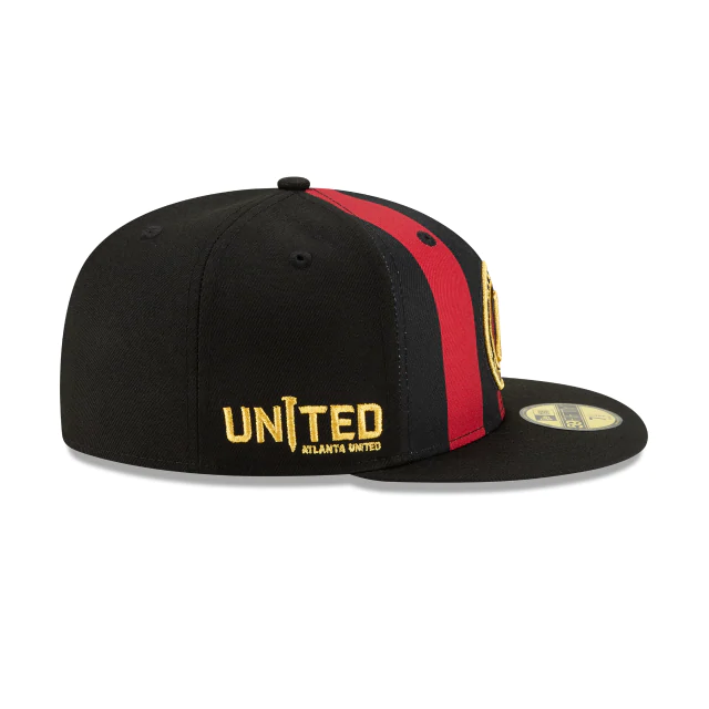 Atlanta United FC Jersey Hook Home 59FIFTY Fitted Hat