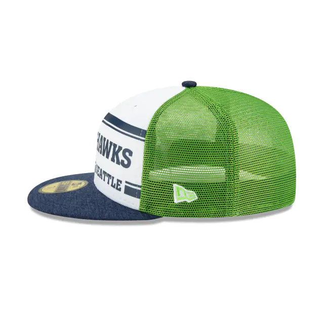 New Era Seattle Seahawks  Sideline 59Fifty Fitted Hat