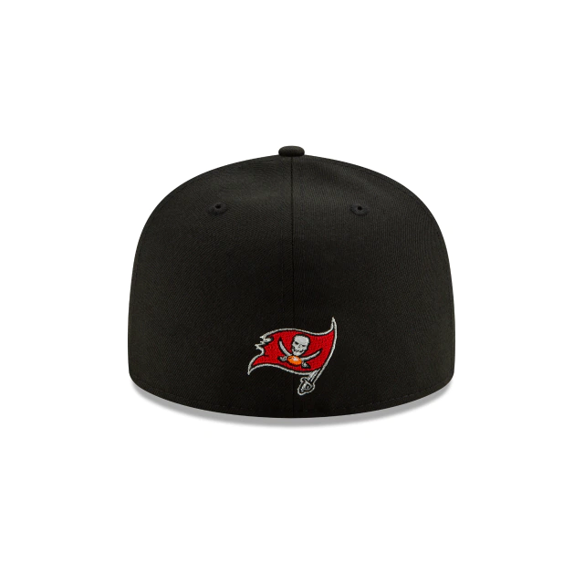 Tampa Bay Buccaneers NFL Logo Elements 2.0 59Fifty Fitted Hat