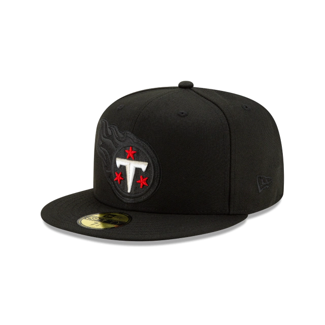 Tennessee Titans NFL Logo Elements 2.0 59Fifty Fitted Hat
