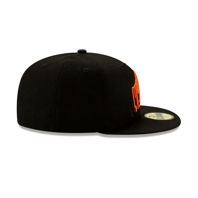 New Era San Francisco Giants Logo Elements 59Fifty Fitted Hat