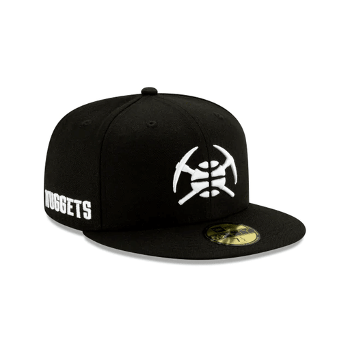 Denver Nuggets City Series Fitted Hat
