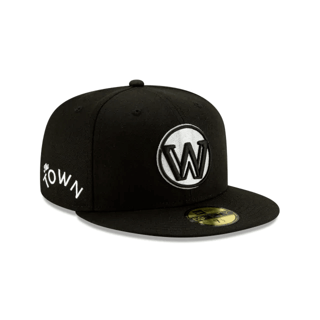 New Era Golden State Warriors City Series 59Fifty Fitted Hat