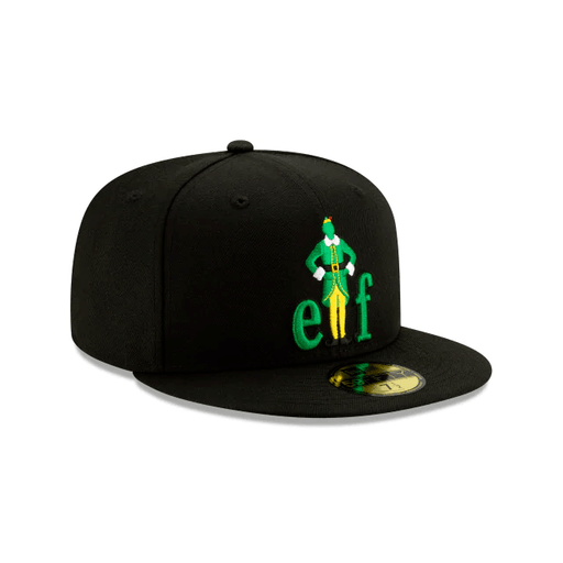 Buddy The Elf Fitted Hat