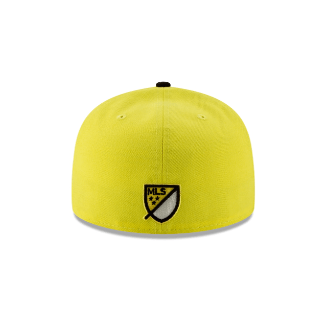 Columbus Crew Fitted Hat