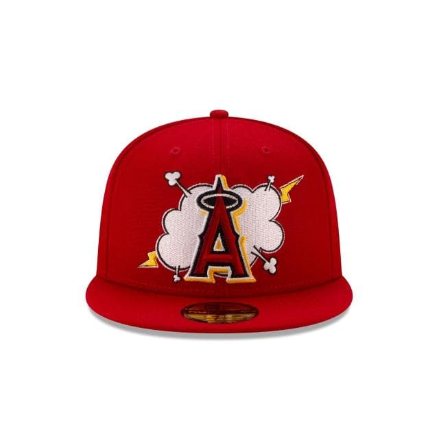 New Era Los Angeles Angels Cloud 59Fifty Fitted Hat