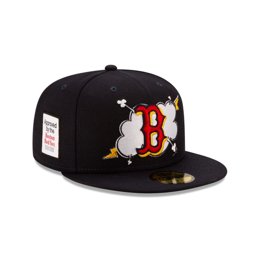 New Era Boston Red Sox Cloud 59Fifty Fitted Hat