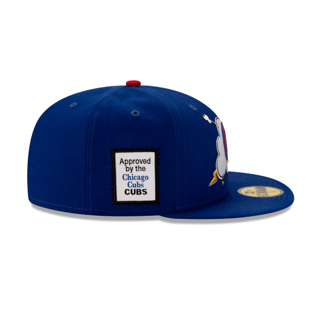 New Era Chicago Cubs Cloud 59Fifty Fitted Hat