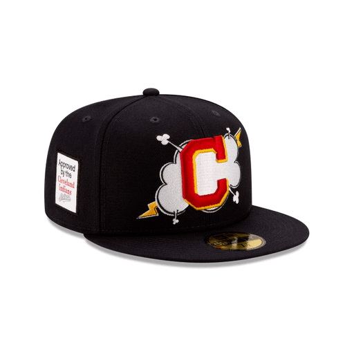New Era Cleveland Indians Cloud 59Fifty Fitted Hat