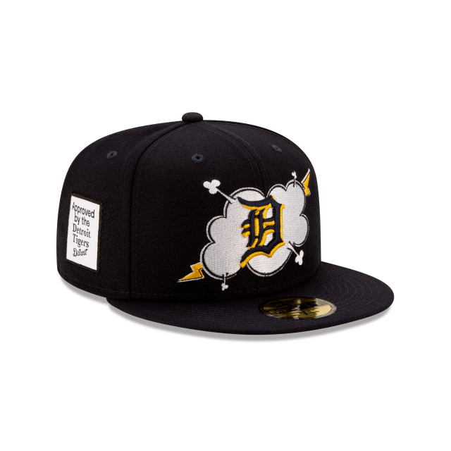 New Era Detroit Tigers Cloud 59Fifty Fitted Hat