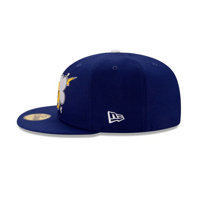 New Era Los Angeles Dodgers Cloud 59Fifty Fitted Hat