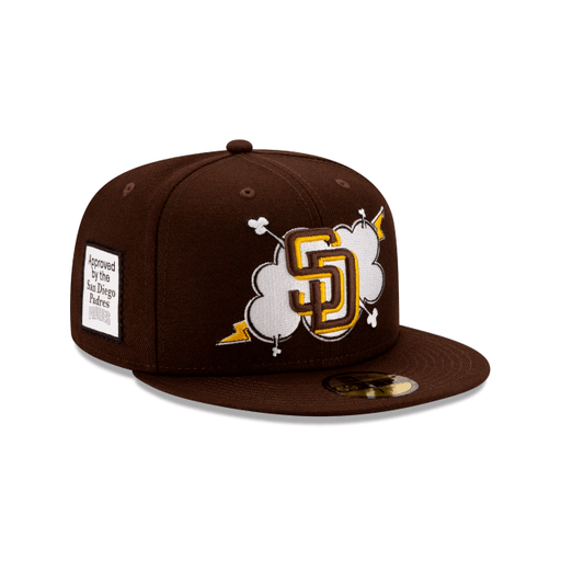 New Era San Diego Padres Cloud 59Fifty Fitted Hat