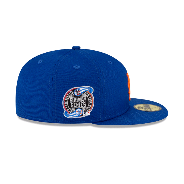 New Era Awake New York Mets Subway Series 59fifty Fitted Hat