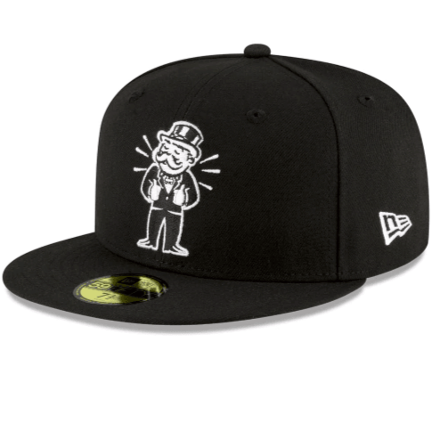 New Era Monopoly Character 59Fifty Fitted Hat