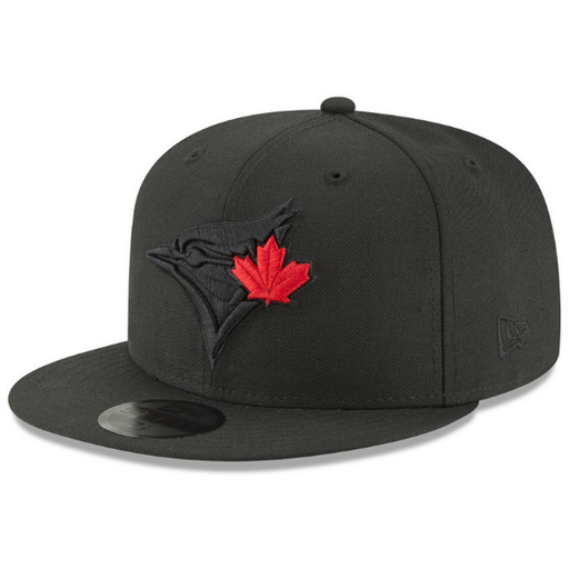 Toronto Blue Jays Blackout Fitted Hat