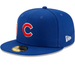 New Era Chicago Cubs Slant 59Fifty Fitted Hat