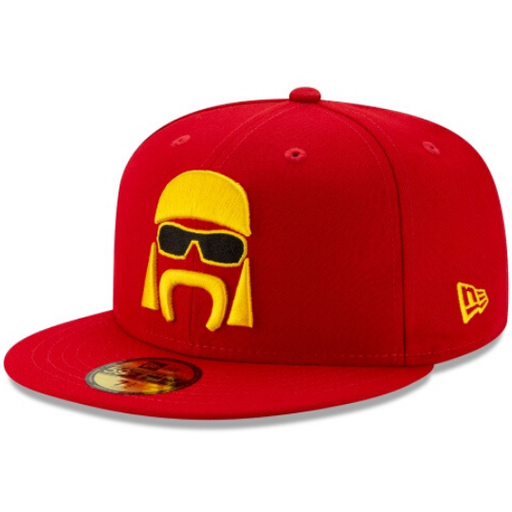 New Era Hulk Hogan 59Fifty Fitted Hat