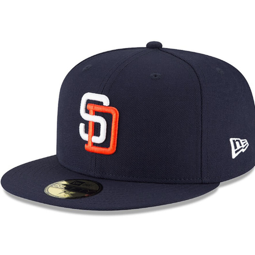 San Diego Padres Fitted Hat