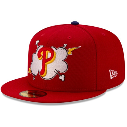 New Era Philadelphia Phillies Cloud 59Fifty Fitted Hat