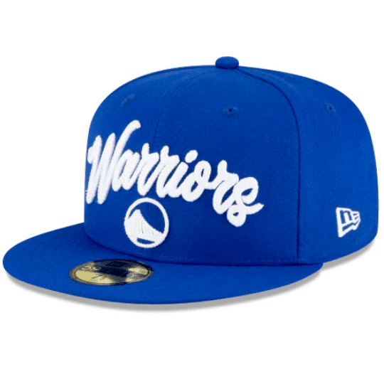 New Era Golden State Warriors NBA Draft Alternate 59Fifty Fitted Hat