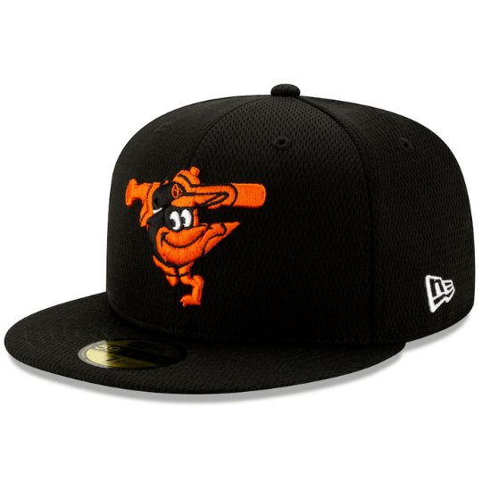 baltimore orioles fitted hat
