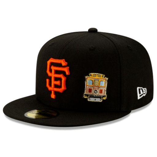 San Francisco Giants Team Describe Fitted Hat
