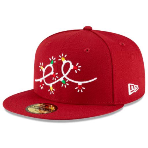 New Era String Lights 59Fifty Fitted Hat