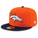 Broncos Superbowl Fitted Hat