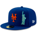 New York Mets Team Describe Fitted Hat