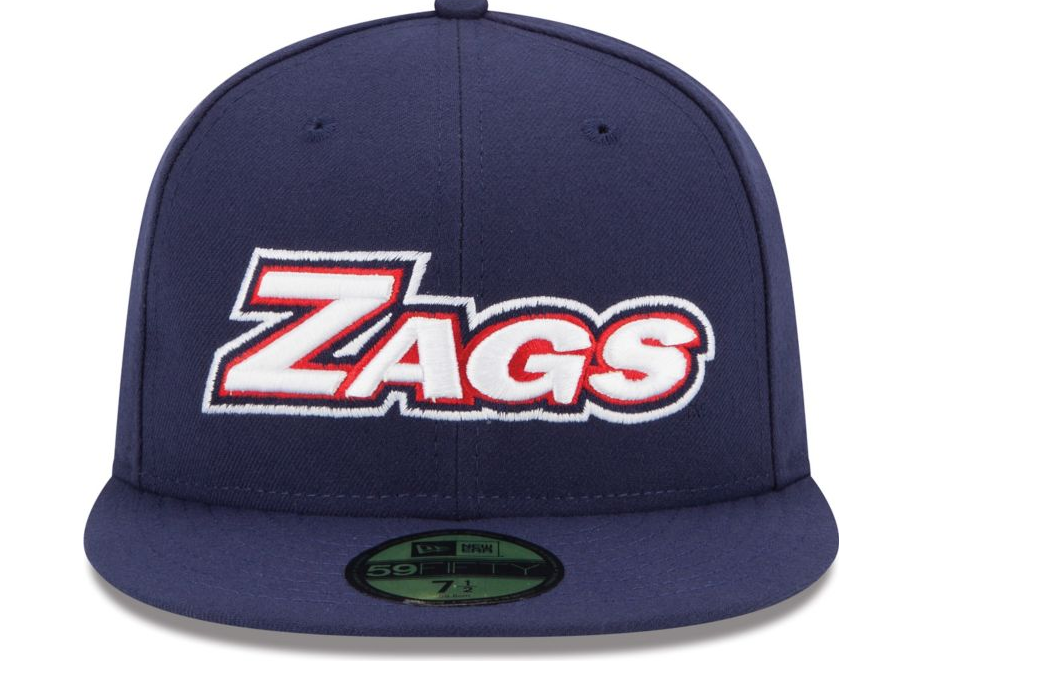 "New Era Gonzaga ""Zags 59Fifty Fitted Hat"