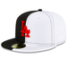 Los Angeles Dodgers Scarface Fitted Hat
